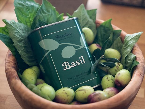 Pasolivo Basil Olive Oil