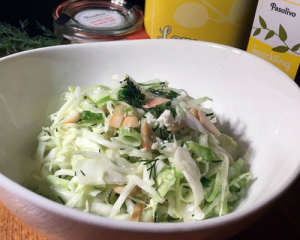 Blog Body Sub Photo - Cabbage Salad