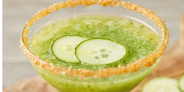 800x400 - Cucumber and Sriracha Margarita