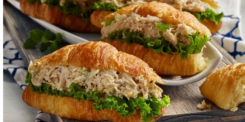 800x400 - Turkey Salad Sandwiches